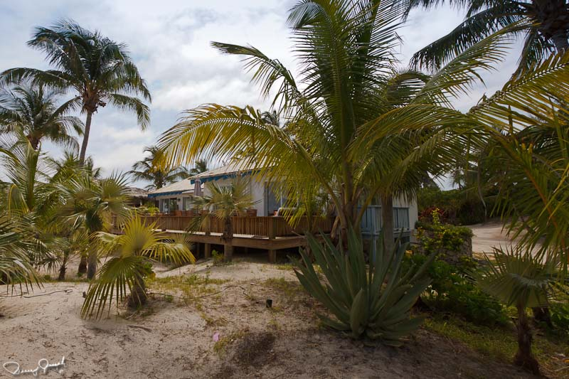 The Beach House Restaurant on Eleuthera Island