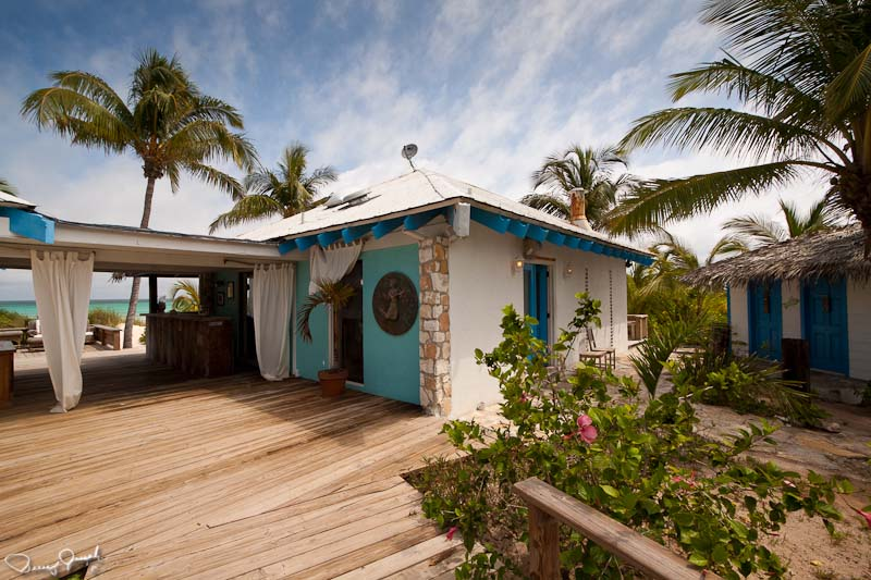 Eleuthera Restaurant on Club Med Beach