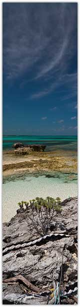 Secret Beach Eleuthera