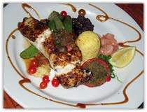 Tippy's Cajun Grouper